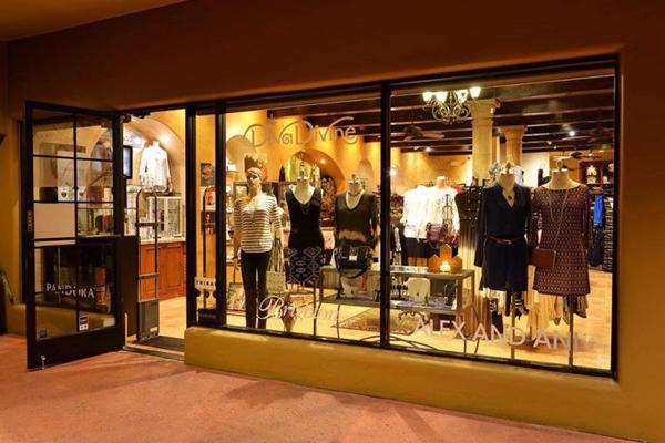 boutiques versus department stores